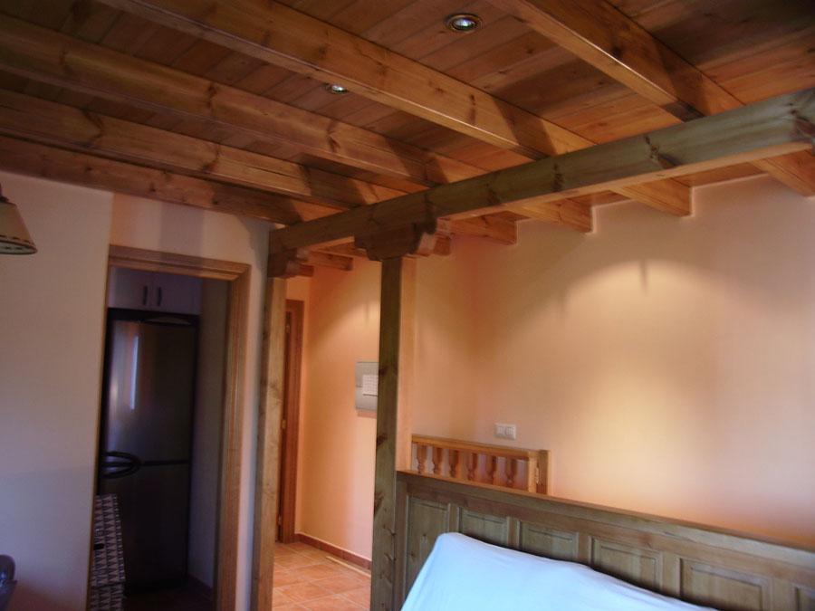 Carpinteria hernandez for Plafones de techo y pared