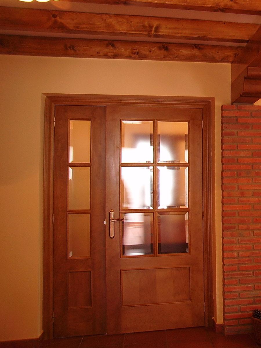 Puertas de interior – Carpintería Hernández – La Encina (Salamanca)