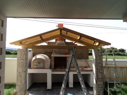 Como construir un tejado great cabana tincan montaje tejado casa with como construir un tejado - Como construir un tejado ...